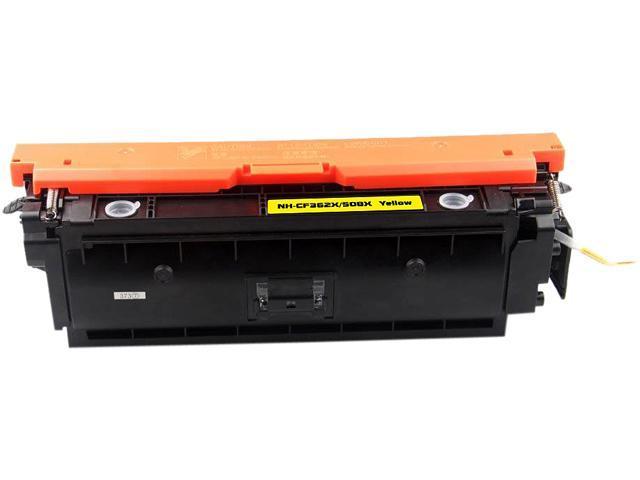 Rosewill RTCS-CF362X Yellow Toner Cartridge Replace HP 508X Yellow, CF362X