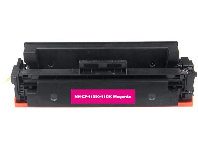 Rosewill RTCS-CF413X Magenta Toner Cartridge Replace HP CF413X, 410X Magenta