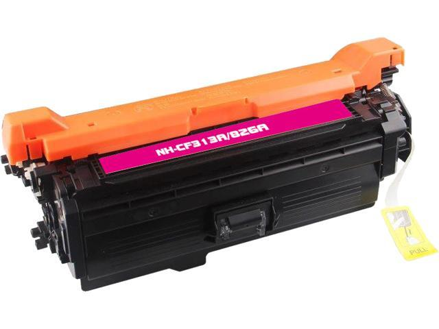 Rosewill RTCS-CF313A Magenta Toner Cartridge Replace HP CF313A/826A Magenta