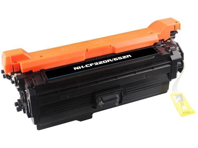 Rosewill RTCS-CF320A Black Toner Cartridge Replace HP CF320A, 652A Black