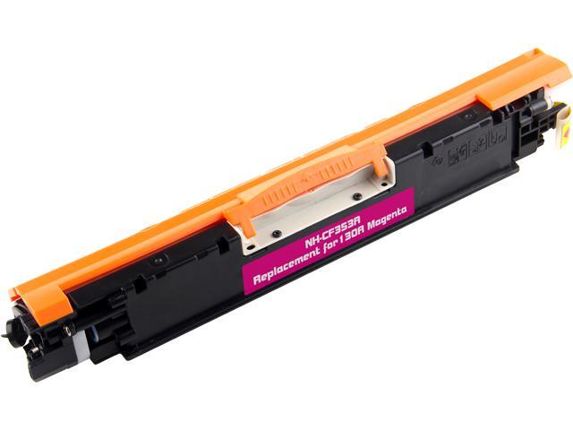 Rosewill RTCS-CF353A Magenta Toner Cartridge Replace HP 130A Magenta, CF353A