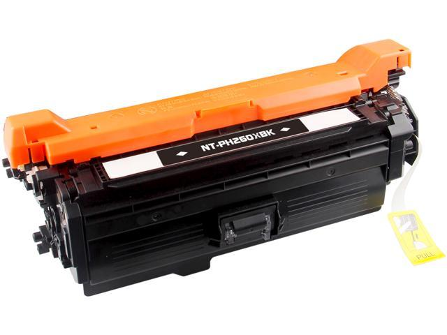 Rosewill RTCS-CE260X Black Toner Cartridge Replace HP CE260X, 649X Black