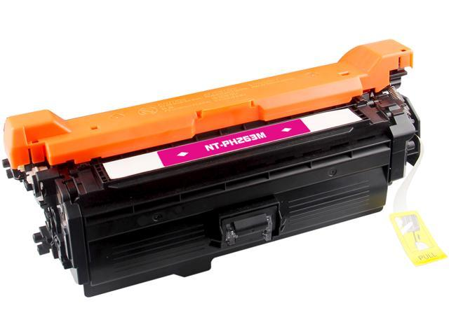 Rosewill RTCS-CE263A Magenta Toner Cartridge Replace HP CE263A, 648A Magenta