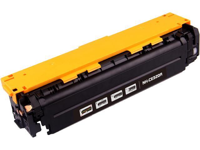 Rosewill RTCS-CE320A Black Toner Cartridge Replace HP CE320A, 128A Black