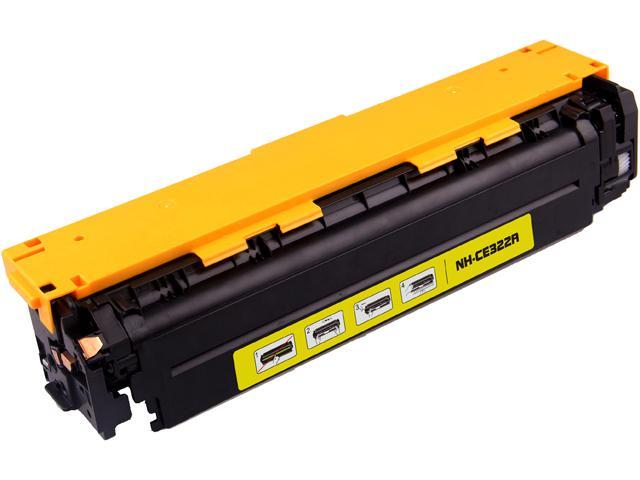 Rosewill RTCS-CE322A Yellow Toner Cartridge Replace HP CE322A, 128A Yellow