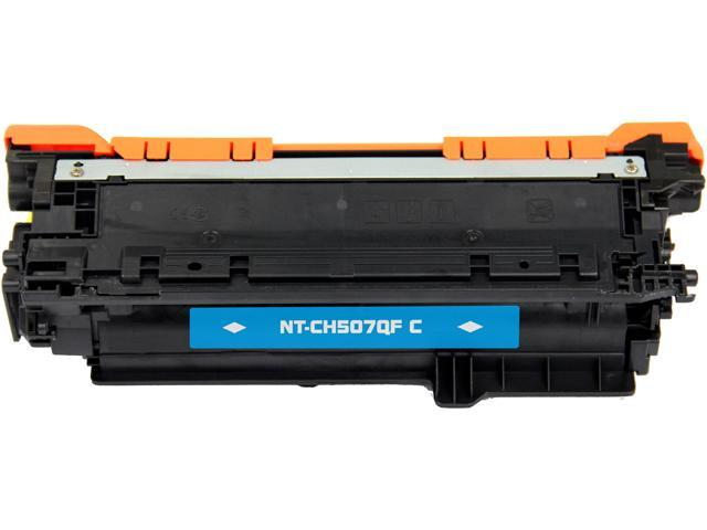 Rosewill RTCS-CE401A Cyan Toner Cartridge Replace HP CE401A, 507A Cyan