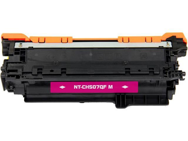 Rosewill RTCS-CE403A Magenta Toner Cartridge Replace HP CE403A, 507A Magenta