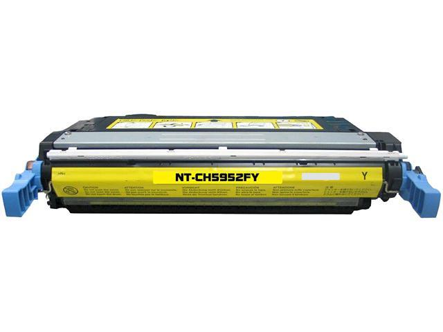 Rosewill RTCS-Q5952A Yellow Toner Cartridge Replace HP Q5952A, 643A Yellow