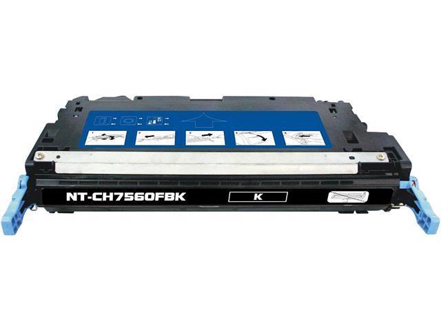 Rosewill RTCS-Q7560A Black Toner Cartridge Replace HP Q7560A, 314A Black