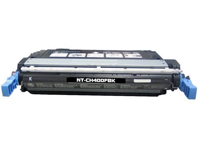Rosewill RTCS-CB400A Black Toner Cartridge Replace HP CB400A, 642A Black