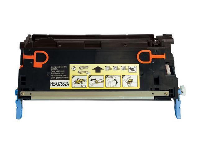 Rosewill RTCA-Q7582A Yellow Toner Replaces HP 503A Q7582A