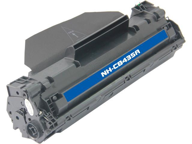 Rosewill RTCS-CB435A Black Toner Replaces HP CB435A