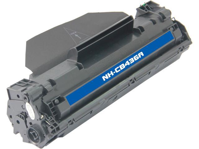 Rosewill RTCS-CB436A Black Toner Replaces HP CB436A