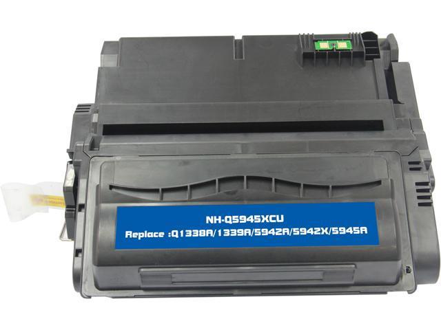 Rosewill RTCS-Q5942X,Q5945 Black Toner Replaces HP 38X/39X/42X