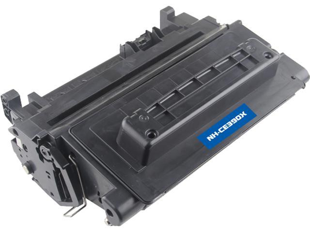 Rosewill RTCS-CE390X Black Toner Replaces HP CE390X