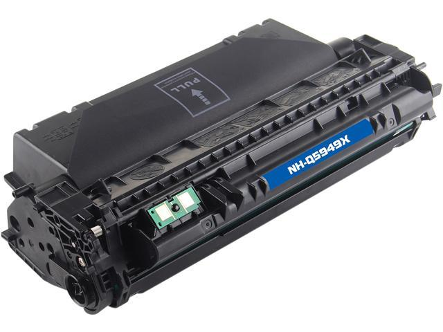 Rosewill RTCS-Q5949X Black Toner Replaces HP Q5949X