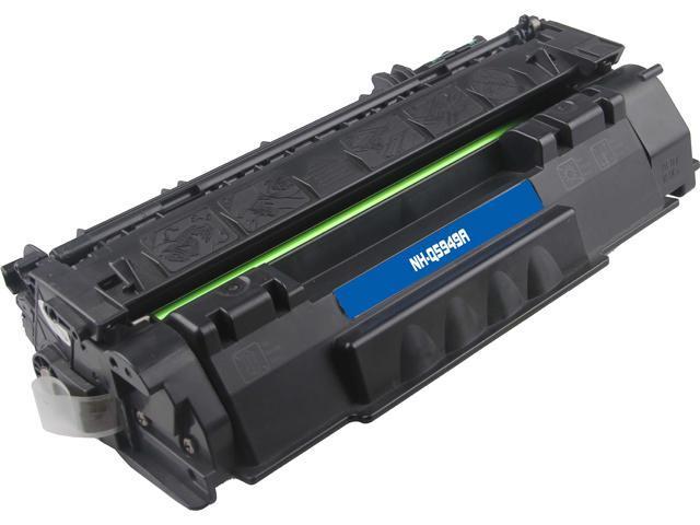 Rosewill RTCS-Q5949A Black Toner Replaces HP Q5949A