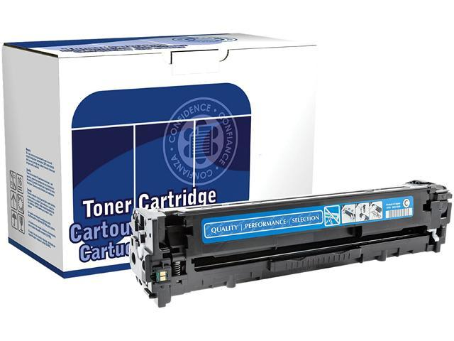 Dataproducts DPC1415C Toner Cartridge (OEM# HP CE321A) 1,300 Page Yield; Cyan