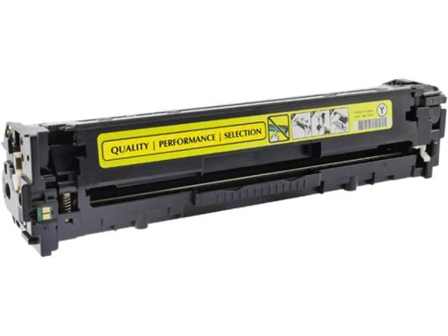 Dataproducts DPC1415Y Toner Cartridge (OEM# HP CE322A) 1,300 Page Yield; Yellow