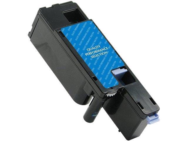 Dataproducts DPCD1250C Toner Cartridge 1,400 Page Yield; Cyan