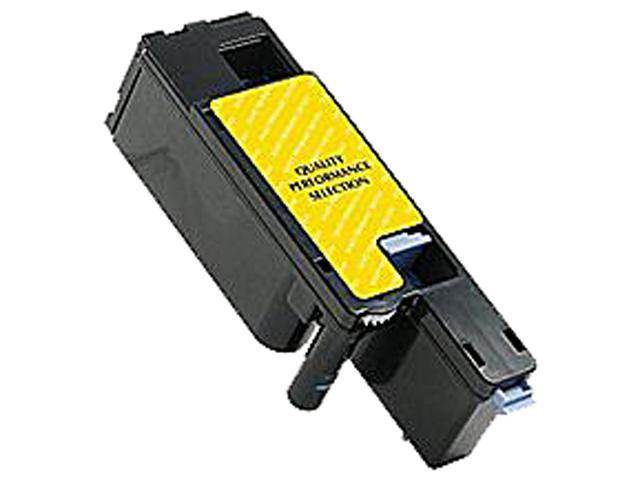 Dataproducts DPCD1250Y Yellow Toner