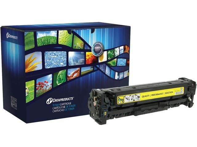 Dataproducts DPCM451Y Toner Cartridge (OEM# HP CE412A) 2,200 Page Yield; Yellow