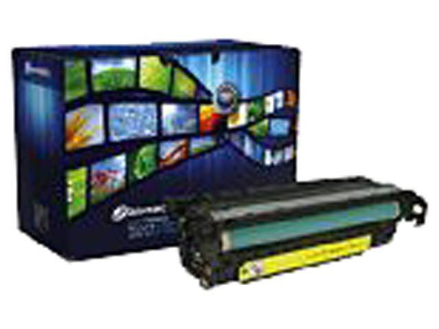 Dataproducts DPCM551Y Toner Cartridge (OEM# HP CE402A) 6,000 Page Yield; Yellow