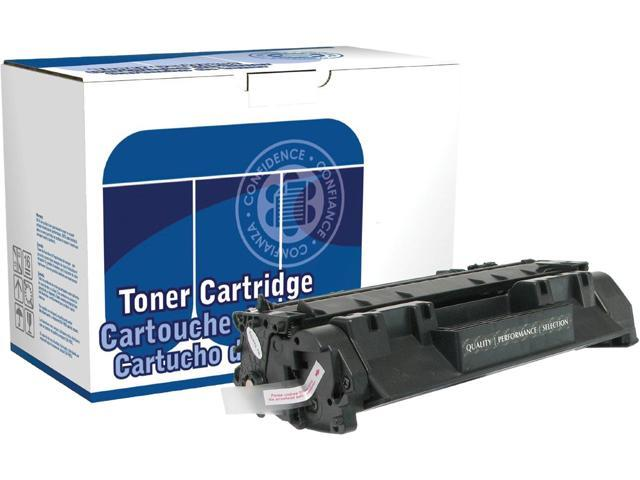 Dataproducts DPC80AP Toner Cartridge (OEM# HP CF280A) 2700 Pages Yield; Black