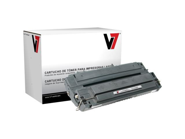 V7 V703AG Black LaserJet Replacement Toner Cartridge for HP C3903A