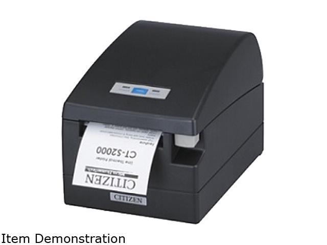 Citizen CT-S2000RSU-BK CT-S2000 Thermal Printer