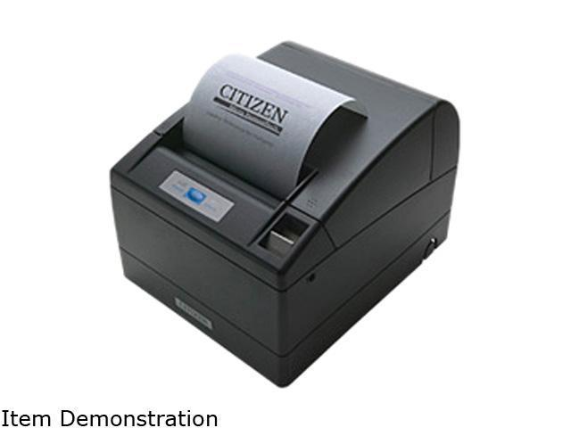 Citizen CT-S4000RSU-BK CT-S4000 Two-Color Receipt Printer