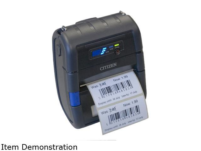 Citizen CMP-30 Direct Thermal Monochrome Portable Receipt Printer