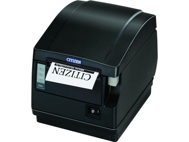 Citizen CT-S651S3PAUBKP CT-S651 Direct Thermal Desktop Receipt Printers