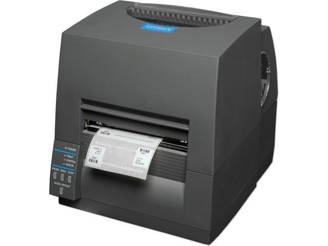 CITIZEN CL CL-S631 (CL-S631-GRY) Label Printer