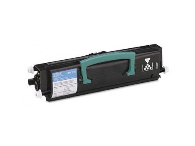 InfoPrint Solutions 39V1642 Toner Cartridge for IBM InfoPrint 1612 Black