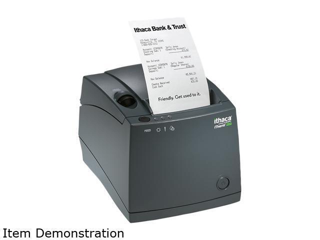 Ithaca 280-USB-DG 280 Thermal Receipt Printer