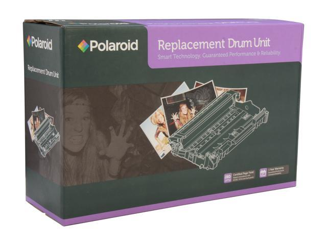 Brother DR360 Replacement Drum by Polaroid - Black
