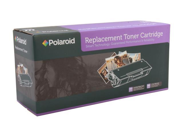 Brother TN650 Replacement Toner by Polaroid - Black Cartridge