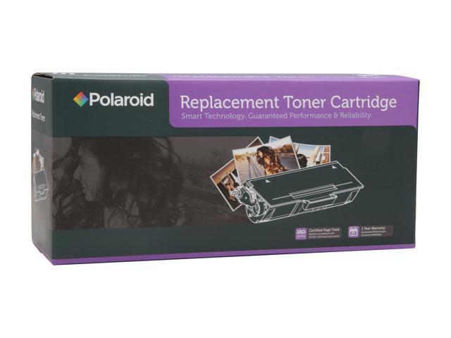 HP 304A Replacement Toner by Polaroid - Black Cartridge, Hewlett Packard CC530A