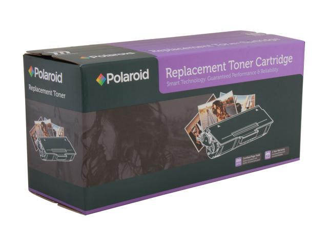 HP 304A Replacement Toner by Polaroid - Cyan Cartridge, Hewlett Packard CC531A