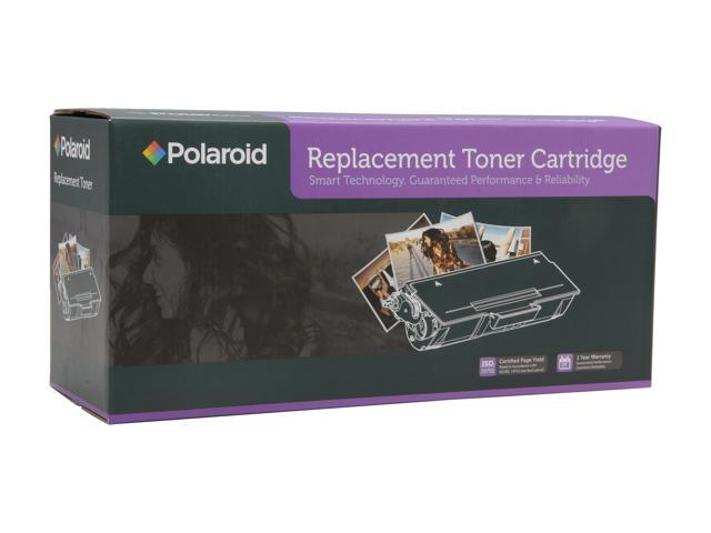 HP 304A Replacement Toner by Polaroid - Yellow Cartridge, Hewlett Packard CC532A