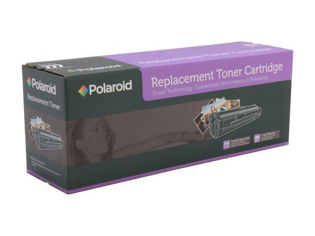 HP 85A Replacement Toner by Polaroid - Black Cartridge, Hewlett Packard CE285A