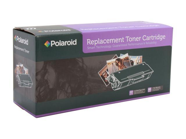 HP 05A Replacement Toner by Polaroid - Black Cartridge, Hewlett Packard CE505A