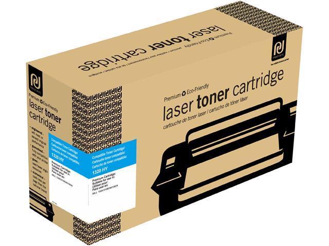 Print-Rite TFD105CRUJ Cyan Toner Cartridge Replacement for Dell 310-9060