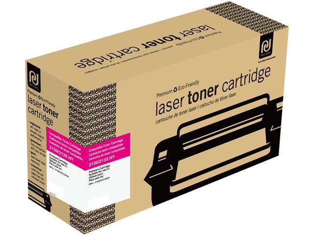 Print-Rite TFD111MRUJ Magenta Toner Cartridge Replacement for Dell 330-1433