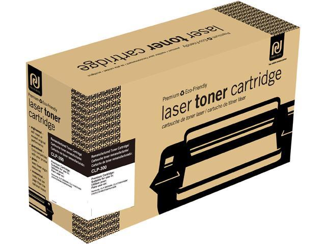 Print-Rite TFS465BRUJ Black Toner Cartridge Replacement for Samsung ML-TD104