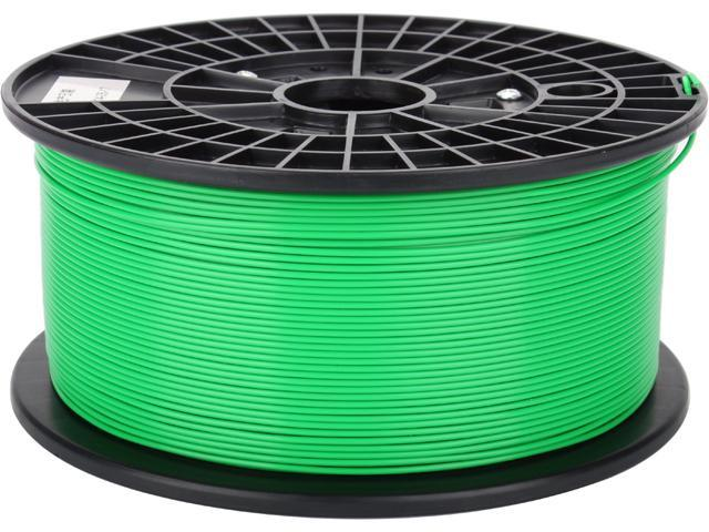 Print Rite LFD001GQ7J Green 1.75mm 200 x 75 mm ABS Filament
