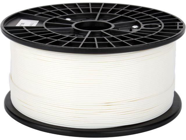Print Rite LFD002WQ7J White 1.75mm 200 x 75 mm PLA Filament