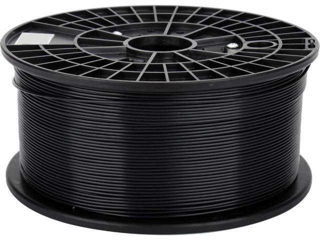 Print Rite LFD002BQ7J Black 1.75mm 200 x 75 mm PLA Filament