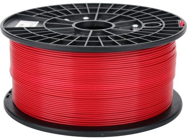 Print Rite LFD002RQ7J Red 1.75mm 200 x 75 mm PLA Filament